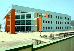 CONSTRUCTION OF POLYTECHNIC INSTITUTE AT SILLI